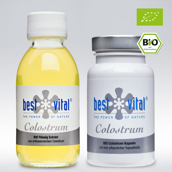 Colostrum Starter-Set